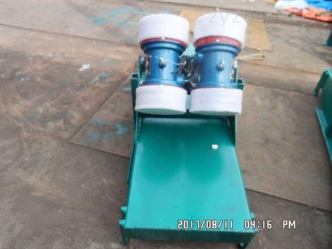 防爆震动喂料机_380V矿用振动给料机
