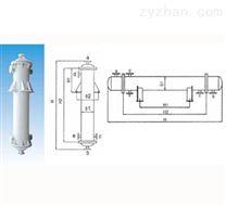 全塑、固定管板、列管式換熱器