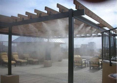 企业除尘措施—喷雾降尘加湿器