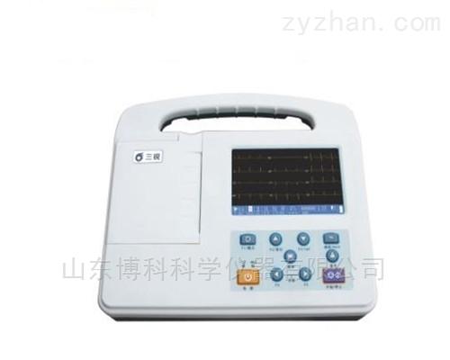 家用心电图机三锐ECG-2303B