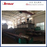 污泥圆盘桨叶干化机KJG-100