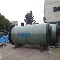 广西一体化预制泵站供货商__