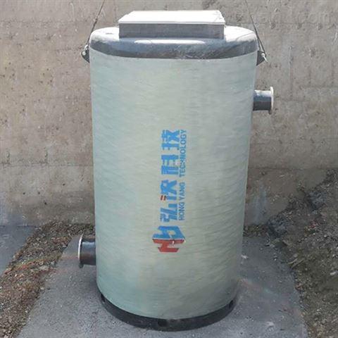 四川雨水一体化预制泵站造价