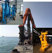 清淤液压机 挖机携带排沙泵 输送液压沙浆泵