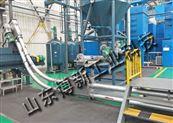 克拉玛依粉末物料输送机 无尘管道链式机