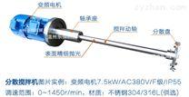 高速分散攪拌機/渦輪分散盤