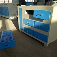 粉塵處理活性炭環保箱空氣凈化環保設備