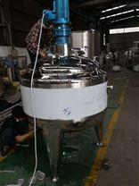 不锈钢化胶配液罐