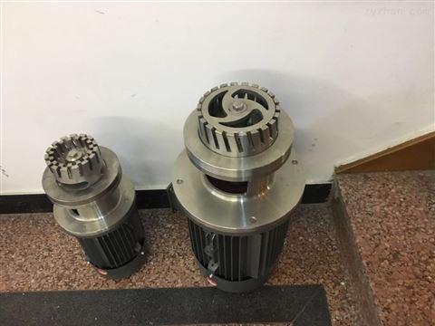 不锈钢卫生级釜底乳化机