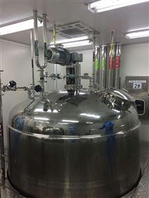 CT1000L不锈钢搅拌罐