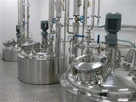 CT蒸汽加热不锈钢反应釜