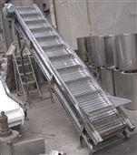 不锈钢链板提升输送机
