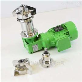 QLK卫生级罐底磁力搅拌器