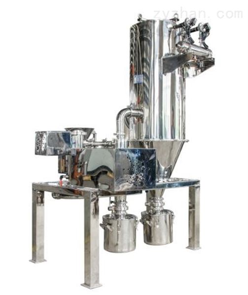 符合GMP/FDA标准的气流粉碎设备