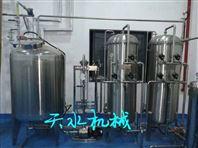 1吨/时二级反渗透纯化水设备