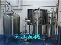 1t/h二級反滲透純化水設備