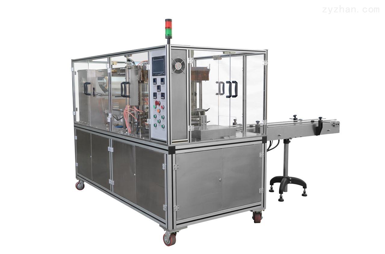 可调式透明膜三维包装机-带防伪易拉线用途