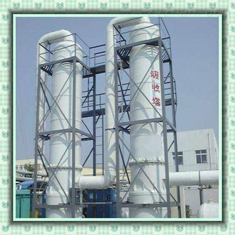 福建泉州喷淋塔系统