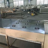轻质碳酸钙微波干燥设备 化工材料设备