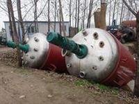 耀辉1-10吨不锈钢反应釜