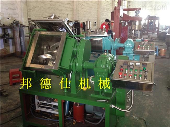 供应广东高温型捏合机 佛山硅橡胶生产设备