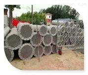 制药设备钛材质冷凝器分类