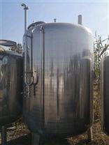 耀辉二手10吨的不锈钢储罐