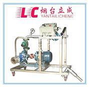 液体分装大桶增塑剂定量装桶助剂分装包装机