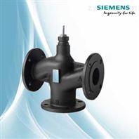 西门子电动三通调节阀VXF53.80-100