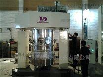 深圳真空行星攪拌機  1000L高粘度硅膠設備