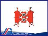 滤器厂家供应 SLLF系列双筒润滑过滤器