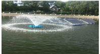 浮水噴泉式曝氣機