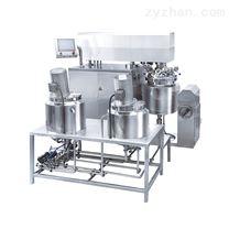 栓劑乳化機設備簡介