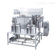 GDZRJ-1000膏霜类成套设备流水线