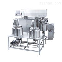 GDZRJ-1000型膏霜类成套设备流水线