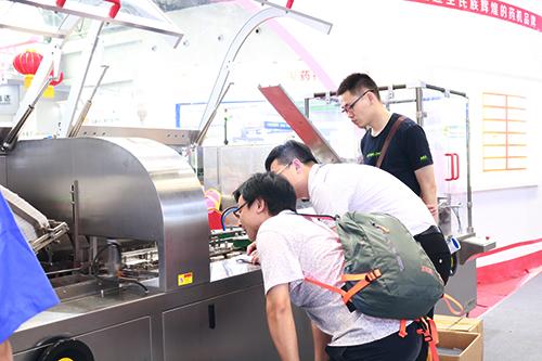 佳德全自动高速装盒捆扎生产线展现新工艺