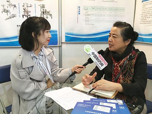 吴琴秀:金远胜要成为客户心中有价值的气流粉碎设备供应商