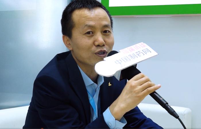 专访东宝生物技术股份有限公司副总经理王刚