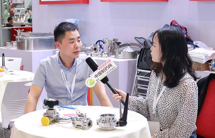 专访浙江米勒洁净设备科技有限公司销售经理 刘易