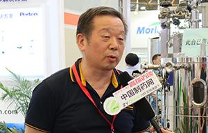 专访南京比瑞生物总经理、高级工程师朱学仁