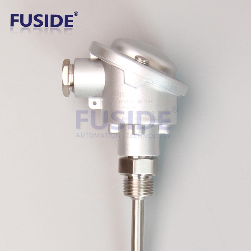 装配式铂热电阻温度传感器pt100