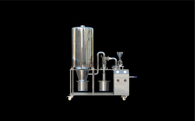 气流式粉碎机适用于哪些行业