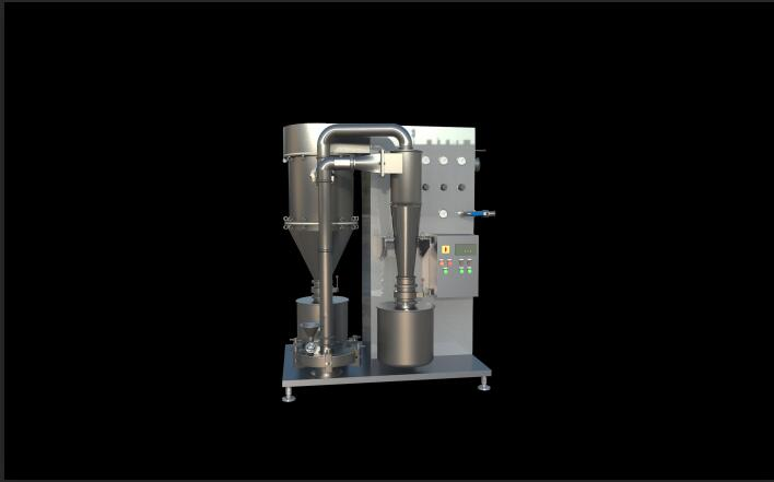 「气流粉碎机」适用于哪些行业